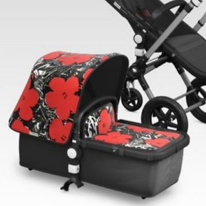 Andy Warhol bugaboo cameleon 3 fabric set